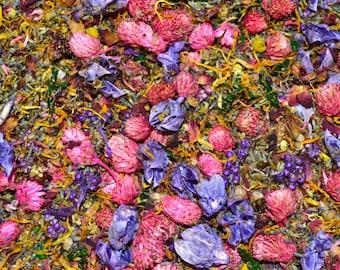 Lavender and Rosewood Potpourri