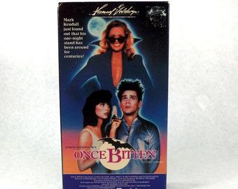 Once Bitten, Horror/Comedy 1986