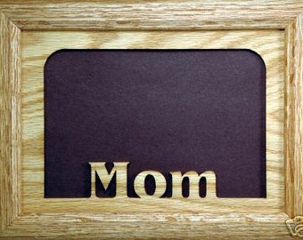 Mom Picture Frame 5x7