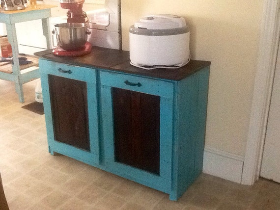 Kitchen Trash And Recycle Bins: Unavailable Listing On Etsy