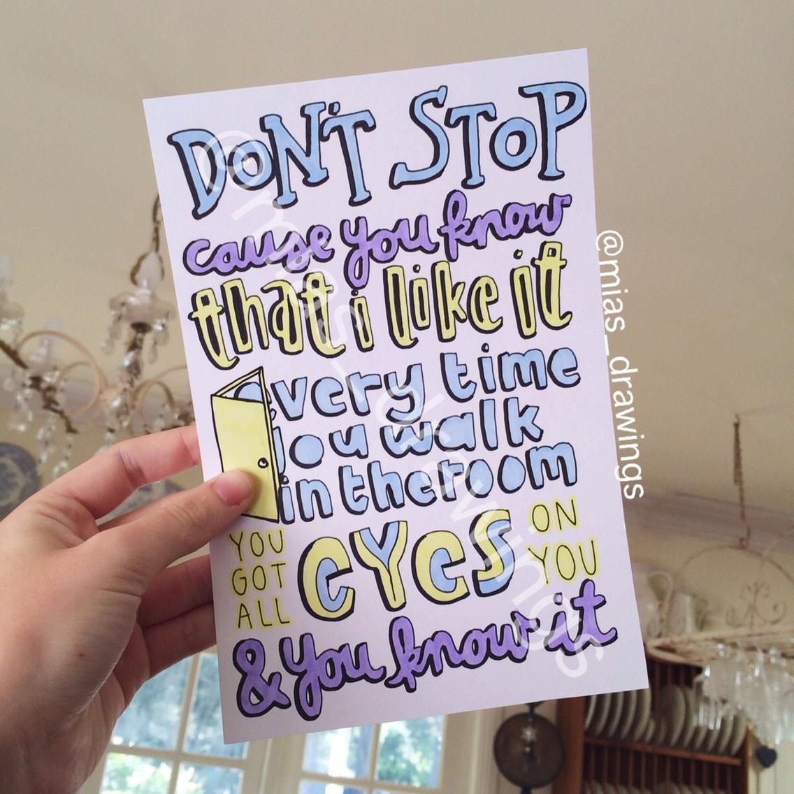 Dont Stop 5sos Lyric Quotes. QuotesGram