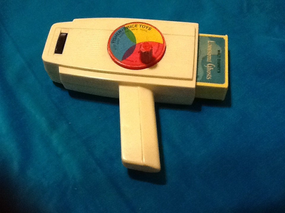 Old Toys From The 70s : Vintage fisher price camera s toy disney movie