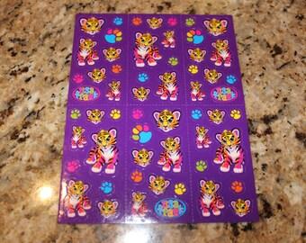 Lisa Frank Forrest Stickers