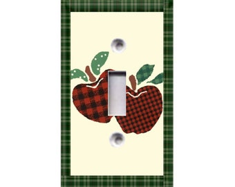Applejack Light Switch Cover (10011)