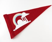 Redesigned CLOUDSDALE PENNANT - inspired by  MLP : FiM