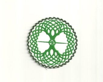 Yggdrasil, Tree of Life Patch! Custom Made!