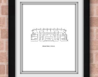 Alabama Bryant-Denny Stadium