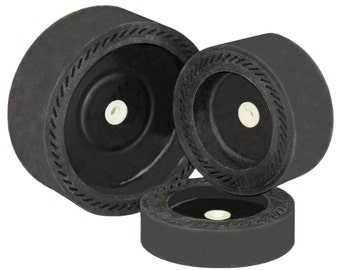 """6""""x1.5"""" Expandable Drum Wheel for lapidary and glass"""