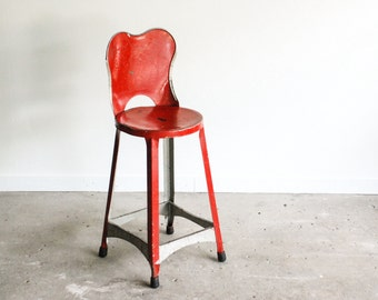 Items Similar To Child S Wooden Folding Chair Step