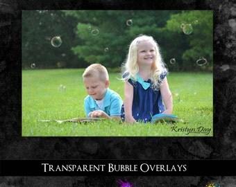 Transparent Bubble Overlays