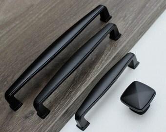Black Kitchen Cabinet Handles Stunning Kitchen Cabinet Knobs And Pulls 3 75