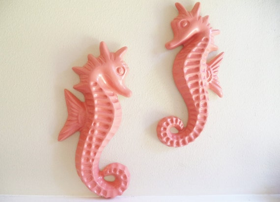 seahorse wall decor roselawnlutheran. Black Bedroom Furniture Sets. Home Design Ideas