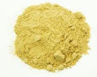 Lemon  Peel Powder 2 Oz For Soaps, Creams,Crafts, Cooking