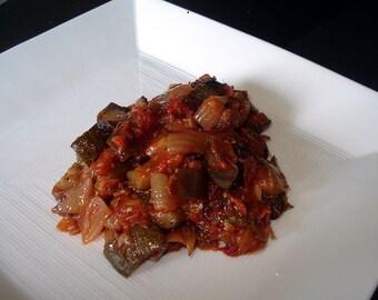 Ratatouille, Eggplant Tomato Stew
