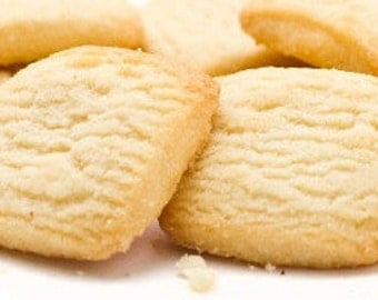 Almond shortbread cookie recipe easy