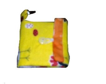 Tea Bag Pouch, Holder, Key Chain