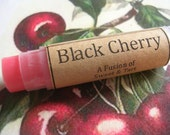 Black Cherry Natural Lip Balm