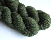 "75/25 Wool / Nylon Sock Yarn, ""Mossa"""