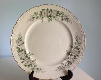Vintage Dinner Plate Prestige Mount Vernon Dinner Plate