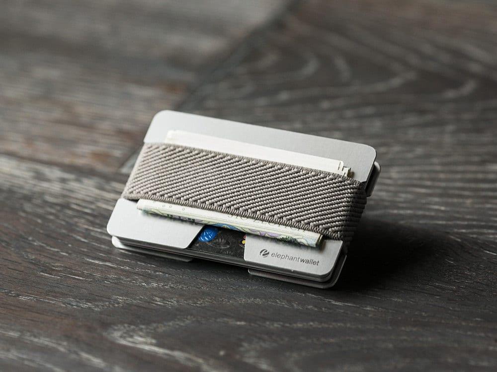 metal wallet credit card wallet men's and women's