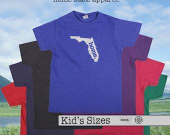 Florida home tshirt KIDS sizes The Original home tshirt
