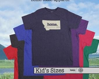 Montana home tshirt KIDS sizes The Original home tshirt