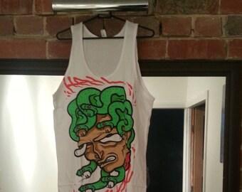 Hail Mary Clothing : Medusa Vest.