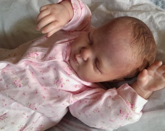 "Reborn Baby Maeve from the ""Rose"" sculpt"