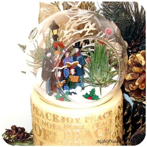 Christmas Carol Singers Decorations: Christmas Decorations A Christmas Carol Ornament Carolers