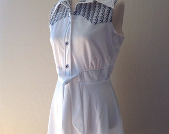 Vintage Montgomery Ward Dress