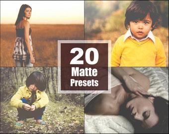 Matte Lightroom Presets | Lightroom Plugins