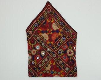 Embroidered Envelope Bag, No. 5