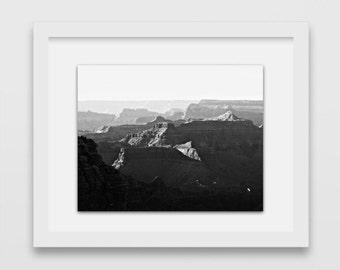 Grand Canyon B&W Fine Print
