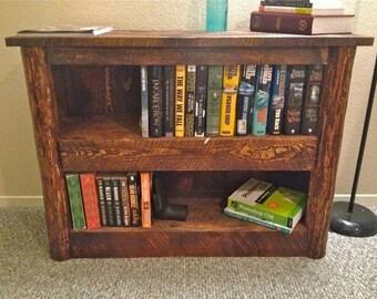 Sawmill Rustic Bookshelf
