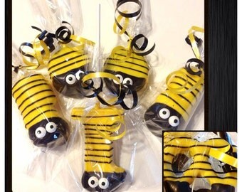 Bumble Bee Combination Favor Kit
