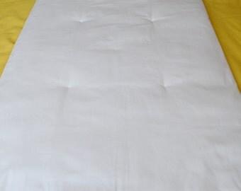 Arms Reach Co Sleeper Crib Organic Cotton Mattress Pad