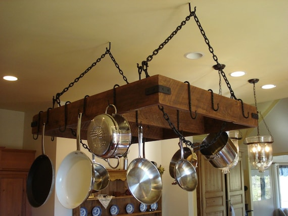Custom Built Pot Pan Storage Racks From By Kiserkreationz