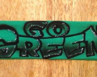 Airbrushed Camp Color Wars Headband