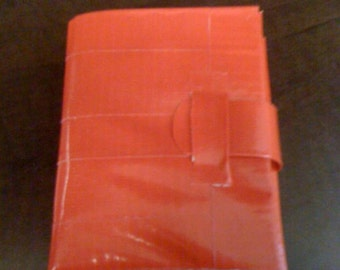 Duct Tape Wallet with Color Splash Billfold