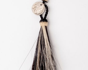 Horsehair Tassel Necklace Your Way // CUSTOMIZE IT