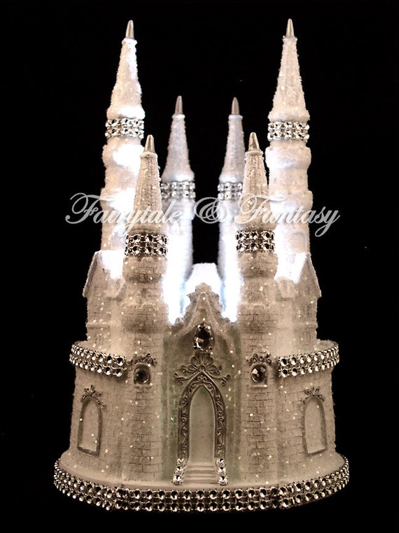 disney cinderella castle wedding cake topper unavailable listing on etsy 13548