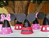 Minnie Mouse Mickey Mouse Party Hats