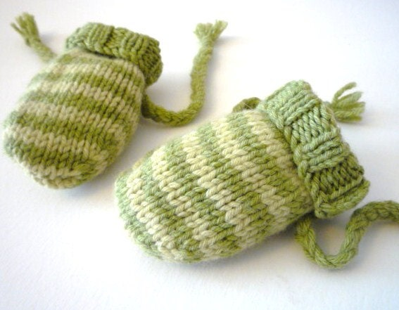 EASY baby KNITTING PATTERNS pdf baby mittens 0-6 months