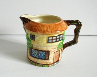 Beswick Ware country cottage vintage milk jug