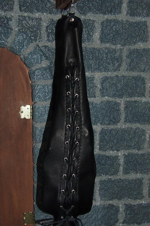 image Leather sleep sack bondage xxx life is