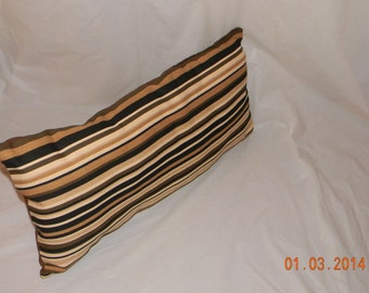Brown stripe long