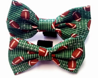 Football Bow Tie - Collar accessory
