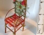 Fairy Hydrangea chair...