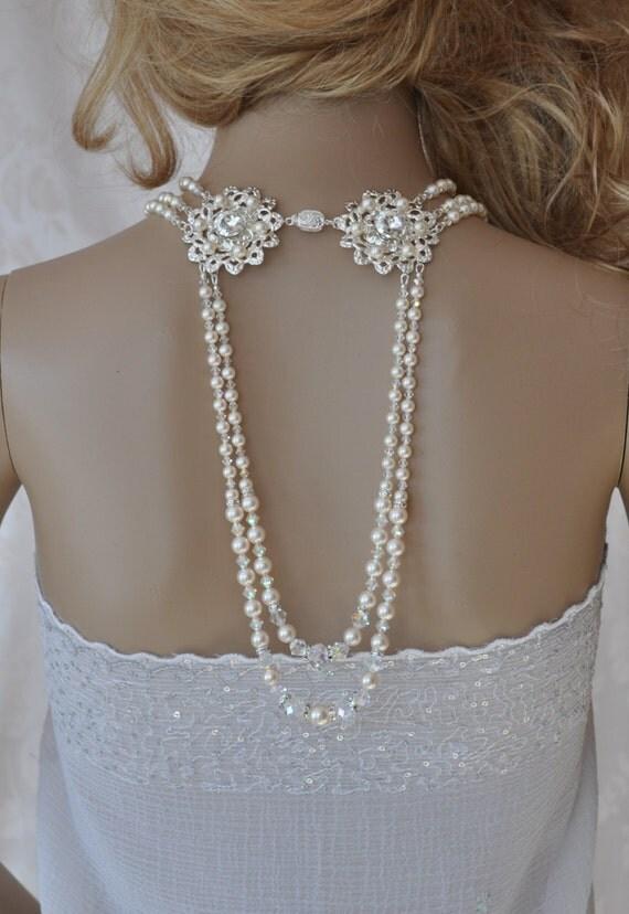 Items Similar To Gatsby Jewelry Vintage Wedding 1920 S