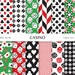 Casino Digital Paper pack, dice, playing cards, casino, Scrapbook Papers, poker, 12 digital papers - BR 360